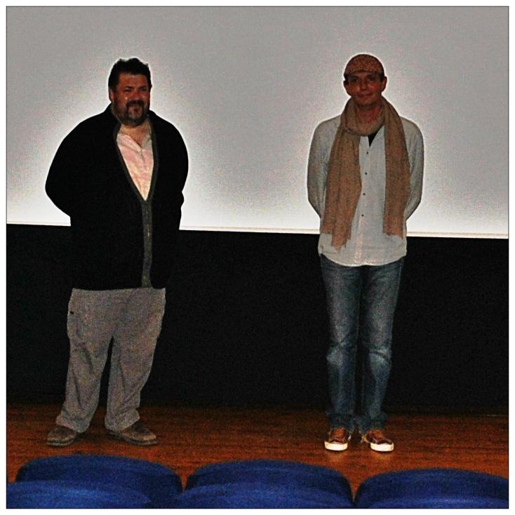 Bernard VAQUER et Patrick BENOIST