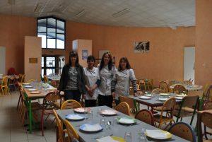 L'équipe du Restaurant Scolaire