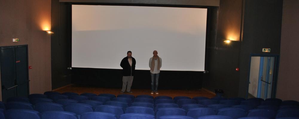 Cinéma Municipal Espace culturel André Malraux