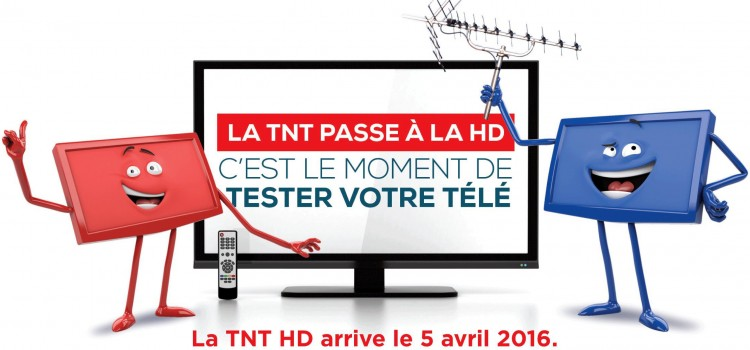 Passage à la TNT HD