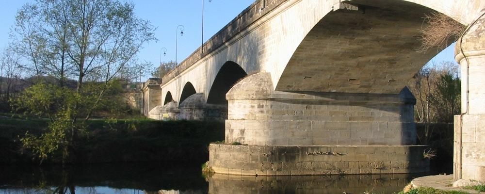 Pont à 7 arches de Mirepoix01