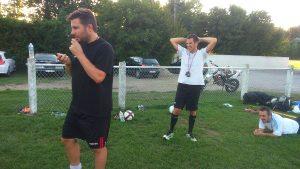 Le duo d'entraineurs