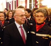 Une Mirapicienne représente l'Ariège au Ministère de l'intérieur