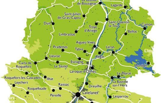 Le Pays des Pyrénées Cathares : une cohésion historique et géographique