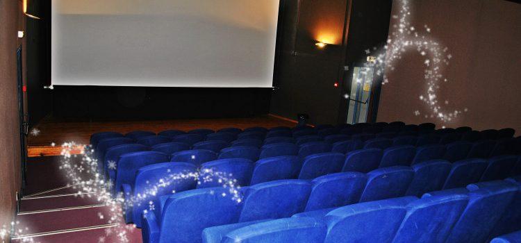 Cinéma municipal : de l'argentique au numérique