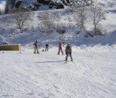 L'école élémentaire publique Jean Jaurès surfe sur l'hiver