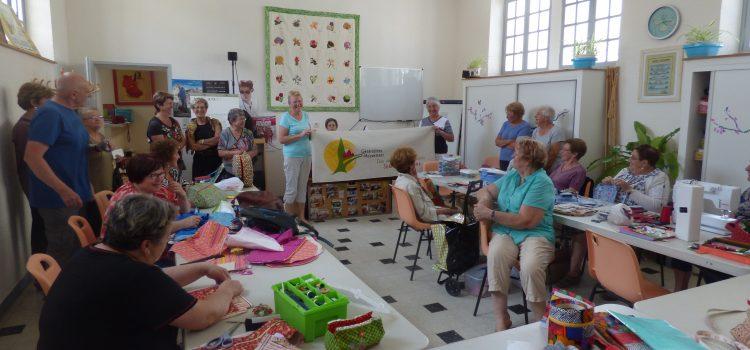Club des Aînés « Soleil d'automne » : Programme des activités du mois de Juin