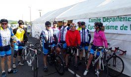 Cyclo club de Mirepoix et la 15° Route à Jojo