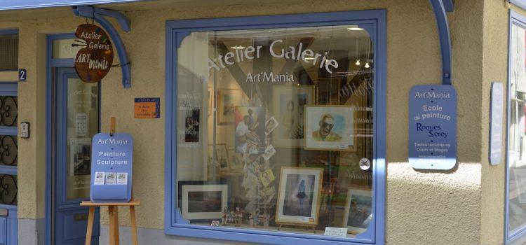 Atelier Galerie Art'Mania…