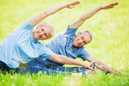 Prévention santé par l'activité physique pour les plus de 60 ans