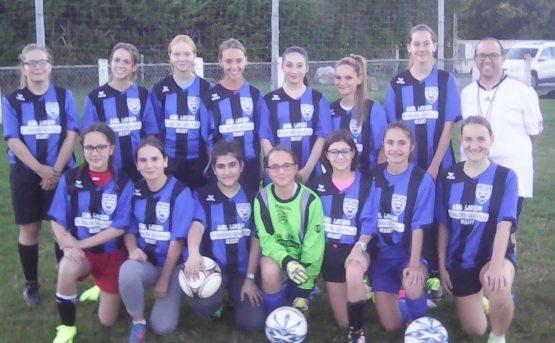 Le foot à Mirepoix se joue aussi au féminin