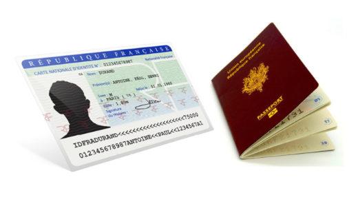 Carte Passeport.Cartes D Identite Et Passeports Site Officiel De La Mairie