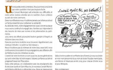 Mirepoix Infos n°134 – Janvier/Février 2015