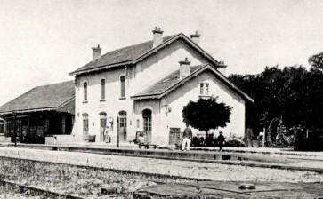 85 ans de train à Mirepoix