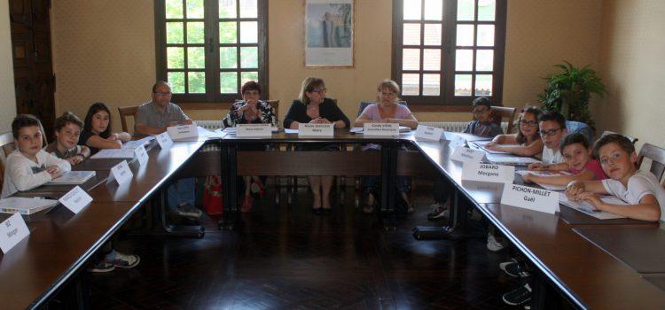 Conseil municipal d'enfants