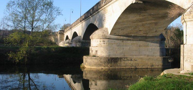 Le Pont de l'Hers exceptionnellement fermé lundi et mardi