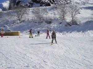 L'école élémentaire Jean Jaurès surfe sur l'hiver