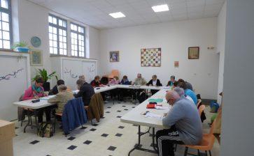 Club des Aînés «Soleil d'automne» – mai 2017