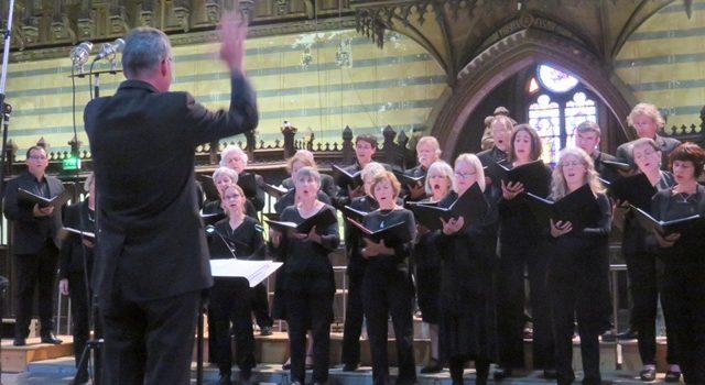 Concert orgue et choeur