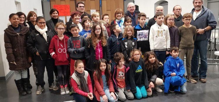 Dossier du mois de mars 2018 : Le Conseil Municipal des Enfants