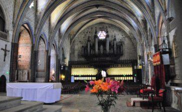 Concert orgue et chœurs en la cathédrale