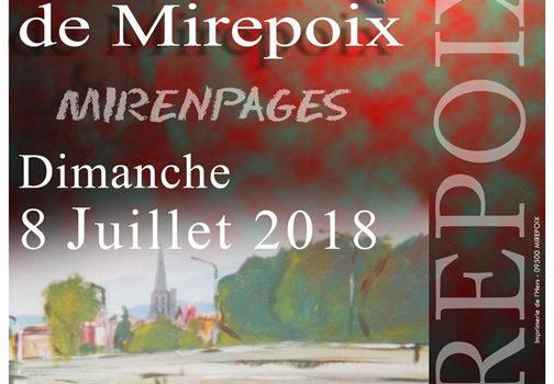 Salon du livre de Mirepoix – Mirenpages
