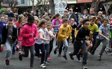 6ème édition de la course des couverts et loto des écoles publiques Jean Jaurès