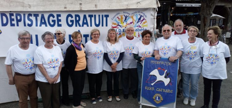 Lion's Club de Mirepoix Pays Cathare