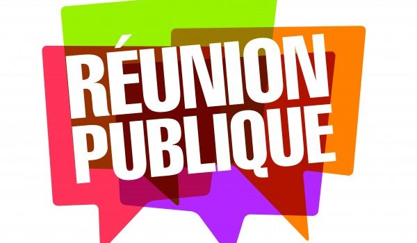 Réunion publique PLUI 13 Mars 2019