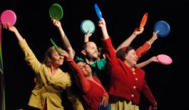 Théâtre avec l'atelier de la Gare de Toulouse – Association Culturelle