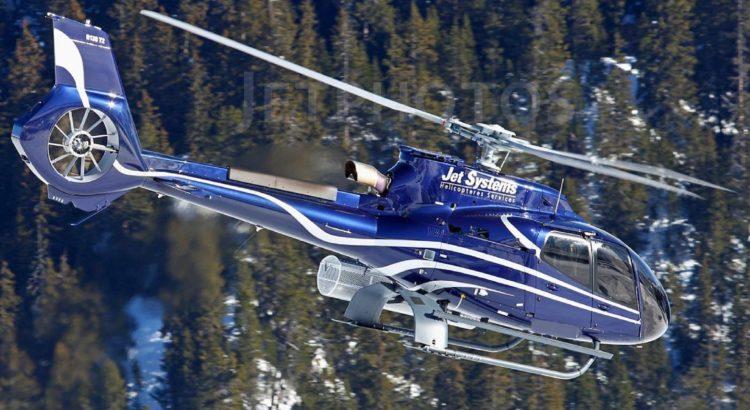 Survols de la commune par hélicoptères – «ENEDIS»