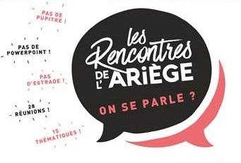 Les Rencontres de l'Ariège 2019