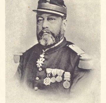 Le colonel Jules PETITPIED, enfant de Mirepoix