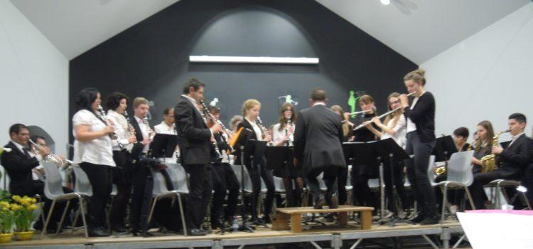 La rentrée de l'école de musique