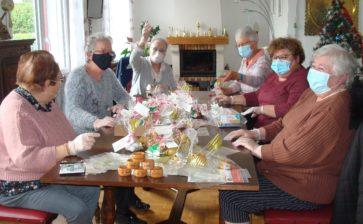 L'association « Le Countirou » garde le lien avec les résidents de l'EHPAD