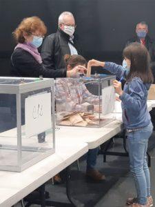 Élection du Conseil Municipal des Enfants