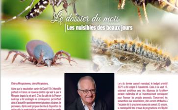 Mirepoix Infos n° 186 – Mai 2021