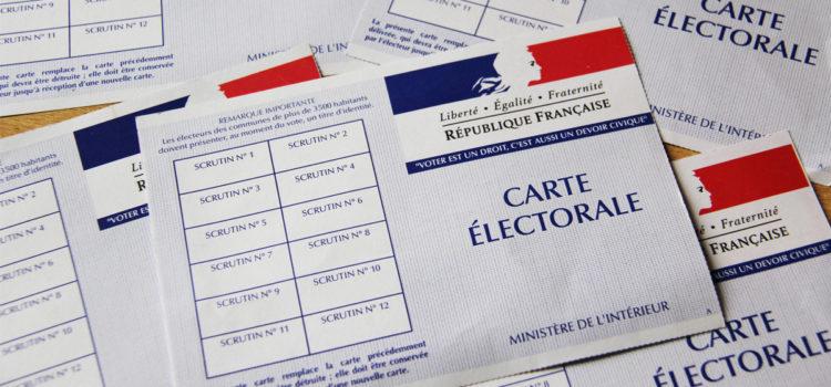 Élections Départementales et Régionales des 20 et 27 juin 2021