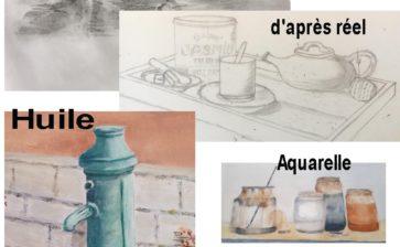 ART'MANIA – École ROQUES – SEREY