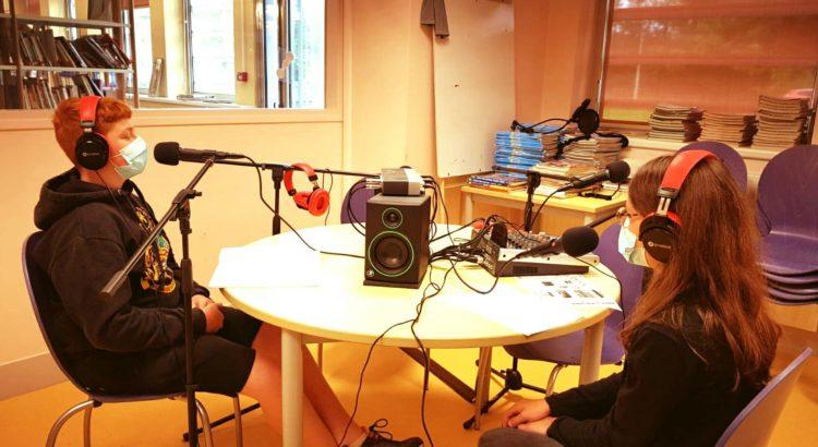 Une superbe création des élèves de Laura MONTÉSINOS : l'audio-guide « Mir'en flash »