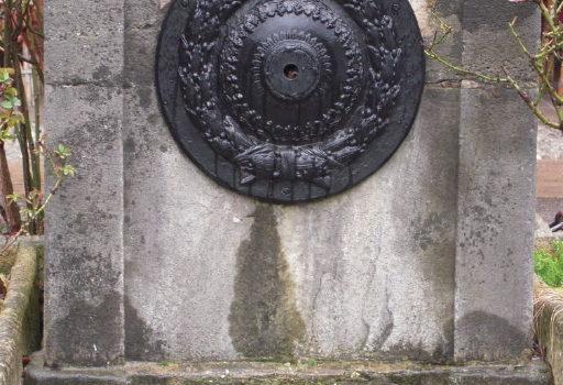 Fontaines de Mirepoix – À propos de la fontaine Cambacérès