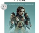 Cinéma municipal – Programme du 06 au 12 Octobre 2021